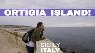 EXPLORING ORTIGIA ISLAND with Solo Travel Tips -- Sicily, Italy    //  144