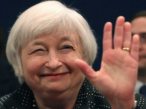 Yellen sends stocks to highest level of 2016