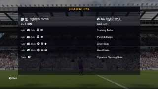 FIFA 15 | All Celebrations List