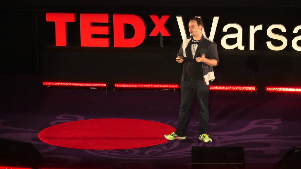 Hacking language learning: Benny Lewis at TEDxWarsaw