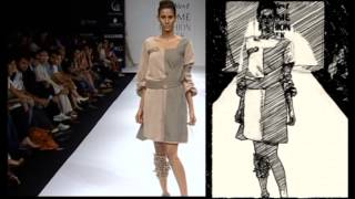 Inifdian Sukhwant and Aastha at Lakme Fashion Week 2011 Thumbnail