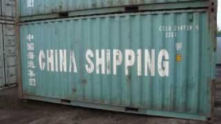 Контейнер 20 футов б/у, продажа контейнеров, покупка.(, 2009-10-31T12:06:08.000Z)
