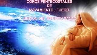 ESPIRITU DE DIOS LLENA MI VIDA   ALABANZAS DE ADORACION  (HD) 1080P