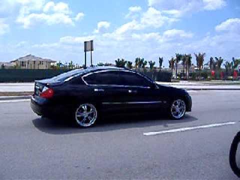 2007 Infiniti M45 >> Infiniti M35 Sport Chromed out Rollin! - YouTube