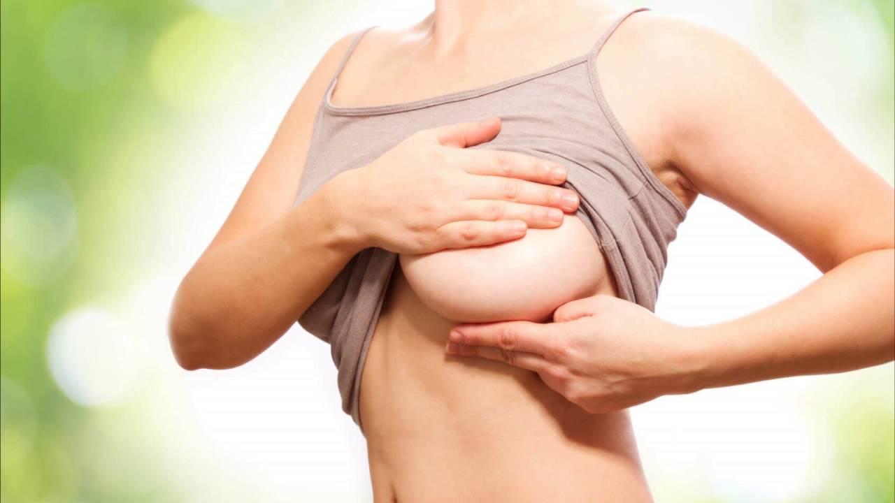 Рак молочной железы симптомы