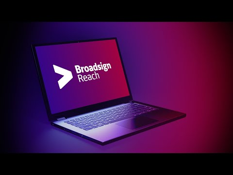 Broadsign Reach | Programmatic digital out-of-home ad sales