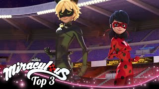 MIRACULOUS | 🐞 LADYNOIR 🔝 | SEASON 2 | Tales of Ladybug and Cat Noir