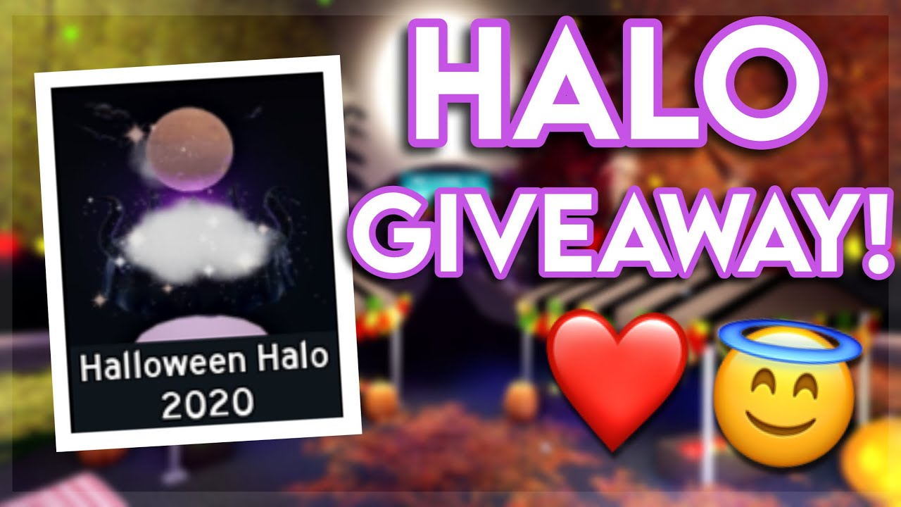 As on july 2 2021 from viselix on twitter. HALLOWEEN HALO 2020 GIVEAWAY!😇 ️   *Closed!* - YouTube
