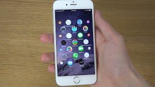 iPhone 6 iOS 8.1 Apple Watch UI Working Tweak! (4K)