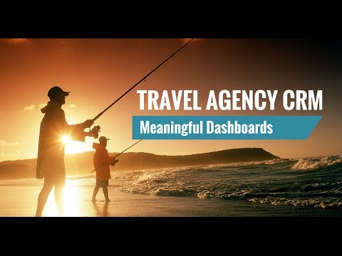 [HD] Travel Agency CRM: Meaningful Dashboards