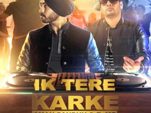 Aman Sandhu - Ik Tere Karke Prod.by E=MC - 2 Fingers 2 The Game - ALBUM 2015 NEW PUNJABI SAD SONG