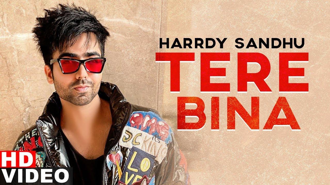 Tere Bina (Reprise Vesrion) | Harrdy Sandhu | Exclusive Punjabi Song on NewSongsTV & Youtube | Speed Records