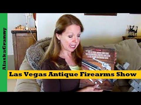 Gun Show Las Vegas Antique Firearms Show