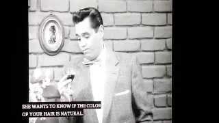 I Love Lucy - henna rinse (tv clip)