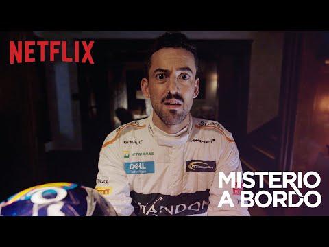 Misterio a bordo | ¿Quién es el culpable? | Netflix