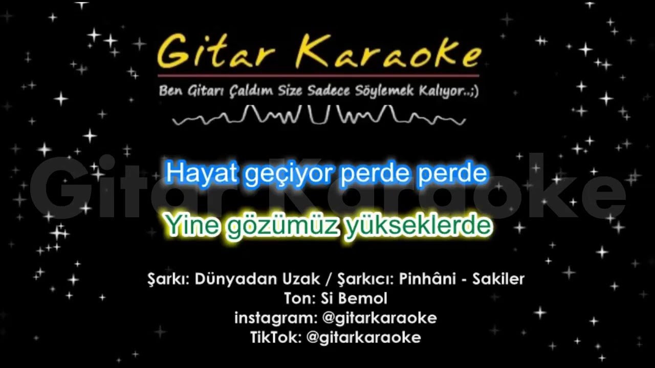 Sakiler - Dünyadan Uzak (Erhan Boraer Remix)