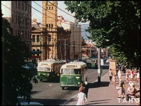 Hobart: Island Capital (1962)