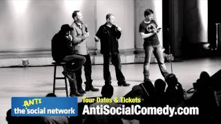 The Anti-Social Network: Road Journal 1 (Intro/DC)