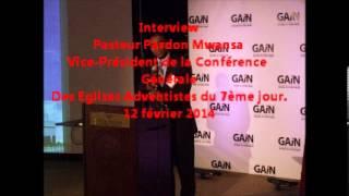 Interview Pasteur Pardon Mwansa
