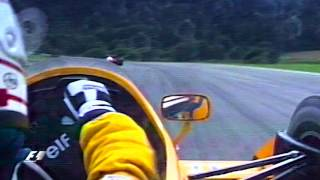 F1 Classic Onboard: Satoru Nakajima's first lap at the 1987 Austrian Grand Prix