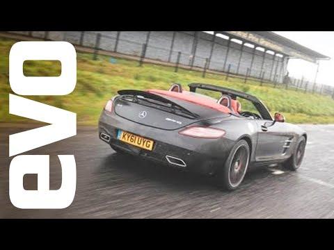 Mercedes SLS AMG Roadster- first impressions- evo Magazine