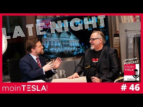 Moin Tesla! #46 Late Night - Electric Ladyland Mit Arnie Und Ove Kröger Und Den Electrified Women
