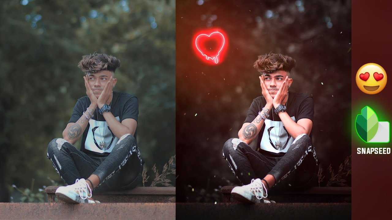 Amazing 😍 / Snapseed Best Photo EditAing Trick / Snapseed Photo Editing [ AF EDIT