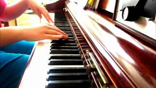 Love Poem - Spring Waltz- 【Piano cover】