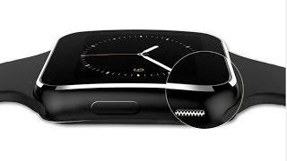 самый полный обзор смарт часы floveme E6 или же Uwatch X6