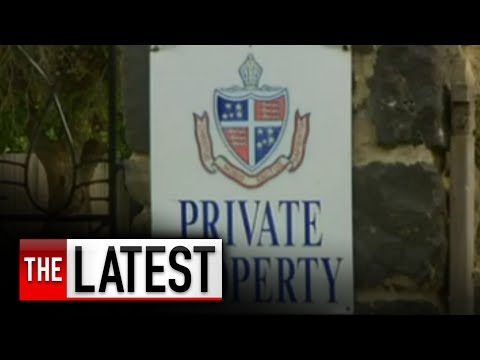 Melbourne Elite School Conducted Drug Raid In Its Boarding Houses | 7NEWS