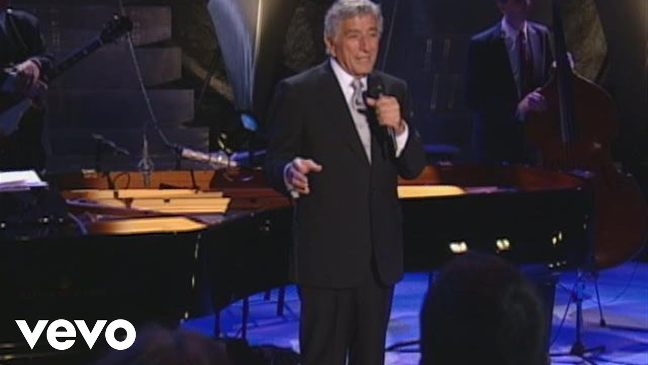 Tony Bennett - The Good Life (from Live By Request - An All-Star Tribute)