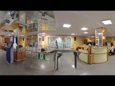 360 Panorama. ГБУЗ Областная клиническая больница Твери