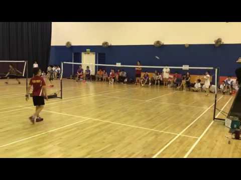 Fuchun Primary Badminton Competition