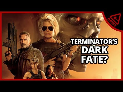 Why Terminator: Dark Fate's Box Office Bomb Could Kill The Franchise! (Nerdist News W/Dan Casey)