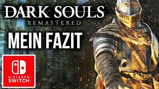 Dark Souls Remastered für Nintendo Switch ★ Mein Fazit (Gameplay)