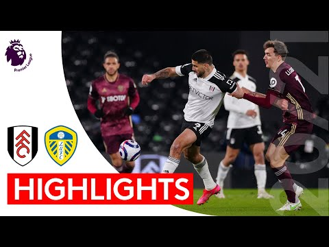 Fulham Leeds Goals And Highlights