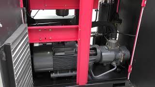 40HP Direct Driven Screw Compressor supplier