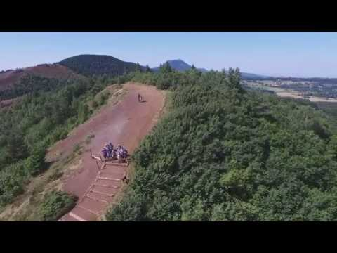 DJI INSPIRE 1 - AUVERGNE - Volcanoes meetings - Rencontres aux sommets