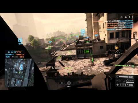 115-3: Scout Heli Gameplay Bf4