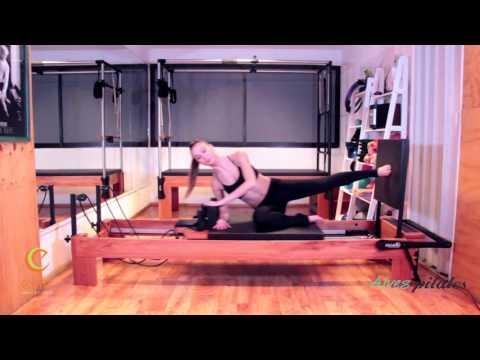 Glúteos tonificados en 30 días con Reformer Pilates.