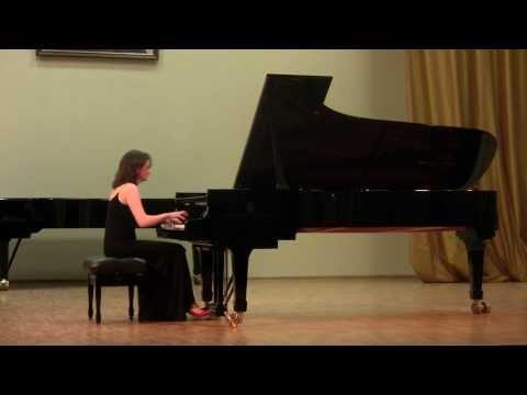 Ravel, La Valse for solo piano