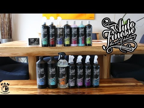 AUTO FINESSE DETAILING PRODUCTS: TEST AND REVIEW !!