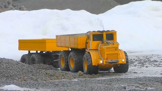 Repeat youtube video RC HEAVY MACHINES! WORKING AT SIBIRIA GRAVEL MINE! AMAZING RC ACTION! RC LIVE ACTION