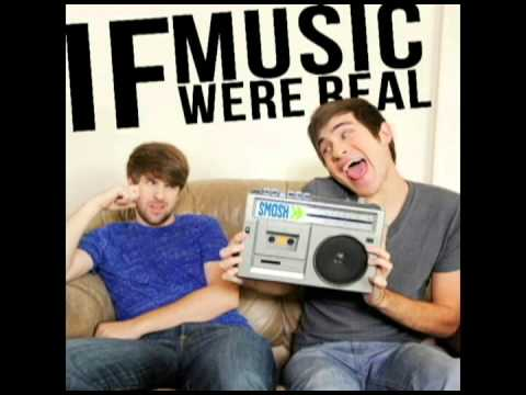 Smosh - If Music Were Real (Intro)