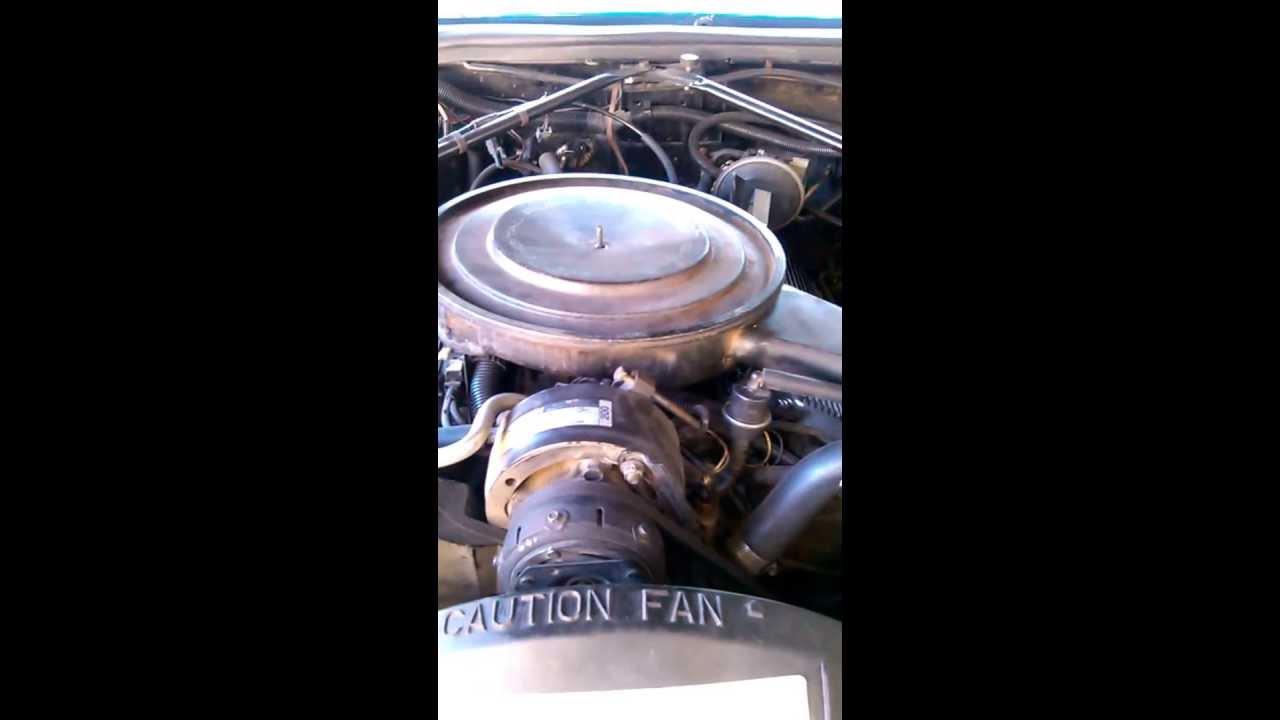 [DIAGRAM_38IU]  1985 Cadillac eldorado 4.1l fwd r&r engine assembl - YouTube | 1985 Cadillac Eldorado Engine Diagram |  | YouTube