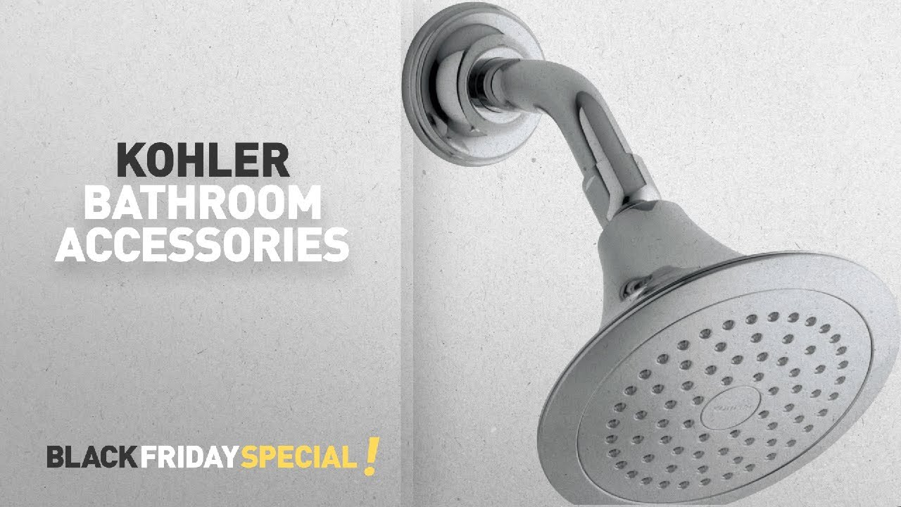 Kohler Bath Accessories Black Friday: KOHLER K-10282-AK-CP Forte ...