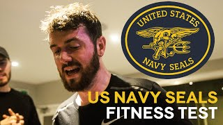 I Took the US Navy Seals Fitness Test!