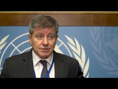 Guy Ryder on employment trends for 2018