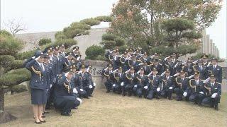 【2017/04/05】http://www.ehime-np.co.jp/ 愛媛県警察学校の入校式が5...