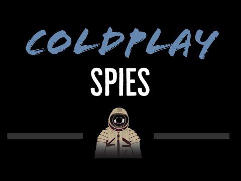 Coldplay   Spies CC Karaoke Instrumental
